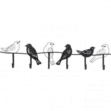 Cabide Shadow Birds 85cm