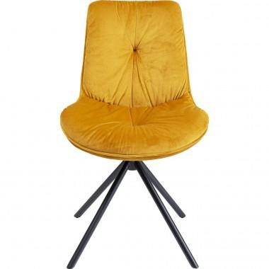 Cadeira Mila Amarela
