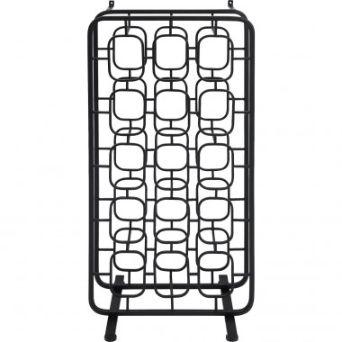 Porte-bouteilles Circles 103cm Kare Design