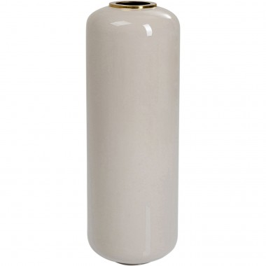 Vase Charme gris clair Kare Design