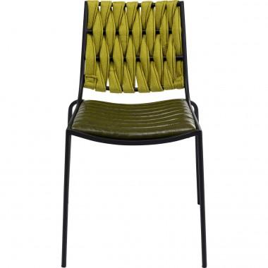 Cadeira Two Face Verde