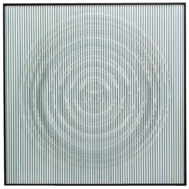 Tableau 3D Art Circle 100x100cm Kare Design