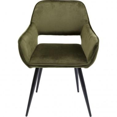 Cadeira de braços San Francisco Verde Escuro-84758 (18)