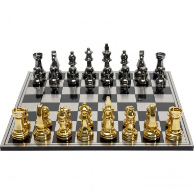 Peça Decorativa Chess 60x60cm