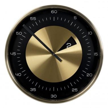 Relógio de Parede Cut Numbers Ø30cm
