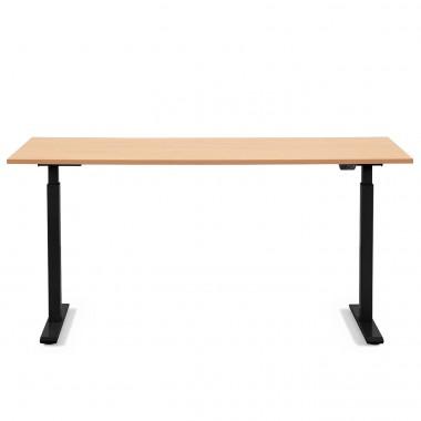 Desk Office Smart Black Beech 160x80