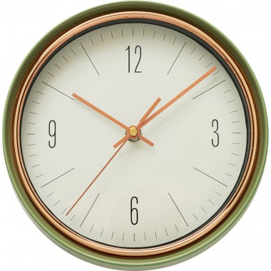 Relógio de Parede West Coast Cobre Ø21cm