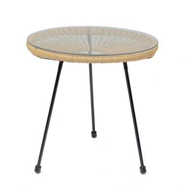 Table d'appoint Acapulco nature Kare Design