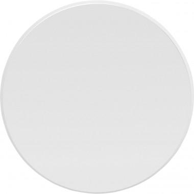 Miroir Jetset argenté Ø73cm