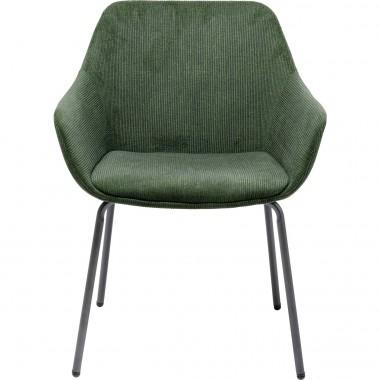 Cadeira de braços Avignon Verde-80021 (9)