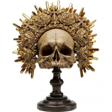 Objeto Decorativo King Skull-51926 (12)