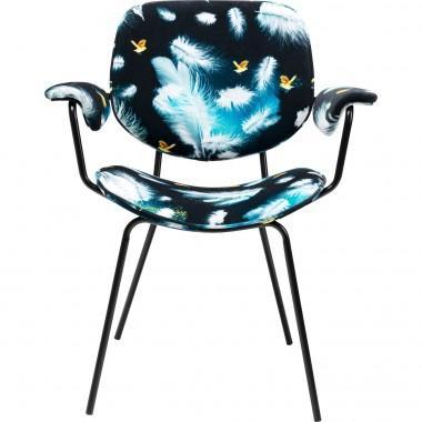 Cadeira de Braços Pluto Colorida