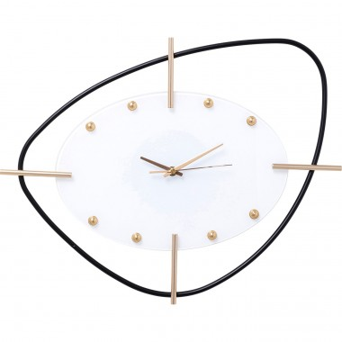Relógio Parede Viva Branco