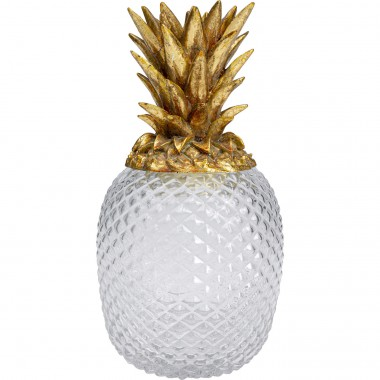 Pote Decorativo Pineapple Visible