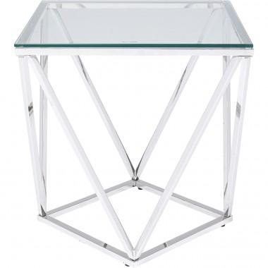 Mesa de Apoio Cristallo 50x50cm