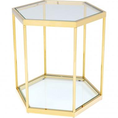 Mesa de Apoio Comb Dourada 55cm-85029 (14)