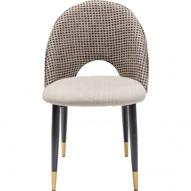 Cadeira Hudson Bege