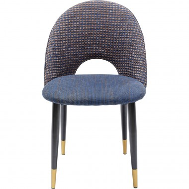 Cadeira Hudson Azul