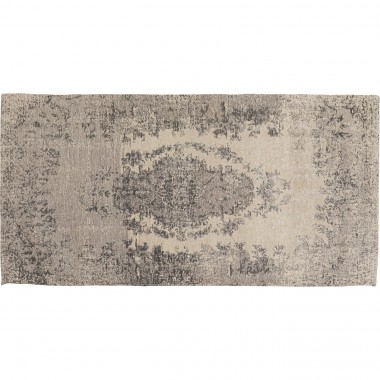 Tapis Vintage gris 80x150cm