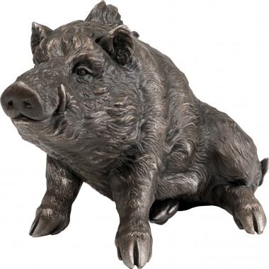 Objet décoratif Wild Boar Herbert