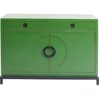 Aparador Disk Green 2 Doors