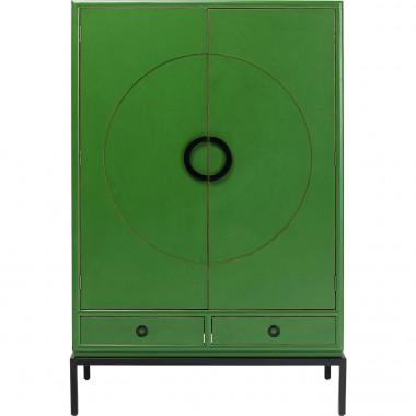 Guarda-roupa Disco Verde