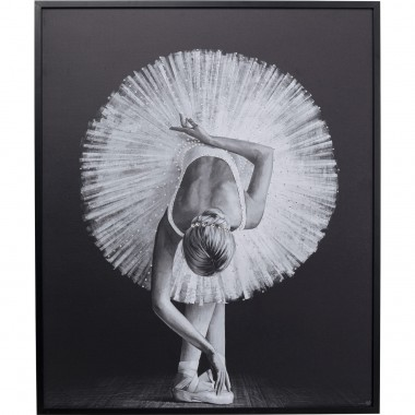 Tableau Frame Passion of Ballet 120x100