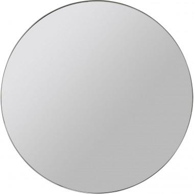 Espelho Curvy Chrome Look Ø60