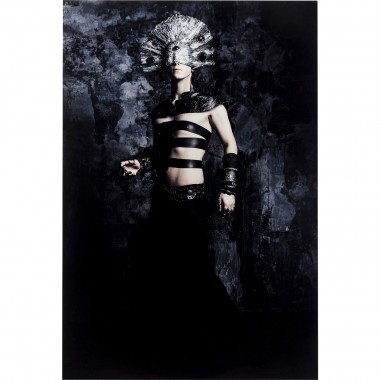 Tableau en verre Fashion Adonis 100x150