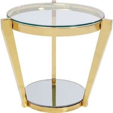 Mesa De Apoio Monocolo Gold Ø50cm