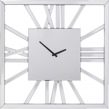 Relógio de Parede Specchio Square 60x60
