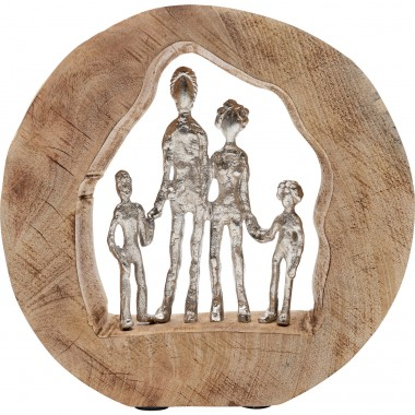 Objeto Decorativo Family In Log-52278 (6)