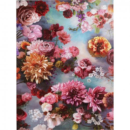 Tela a Óleo Flower Sky 120x90cm-52570 (6)
