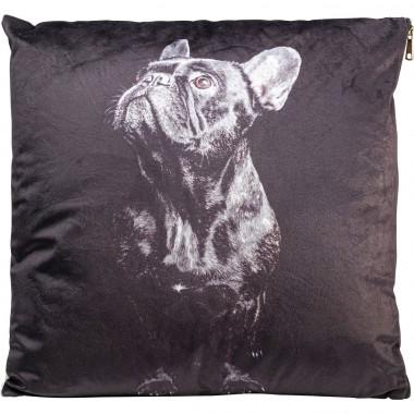 Almofada Looking Up Dog Black 45x45cm-52612 (6)