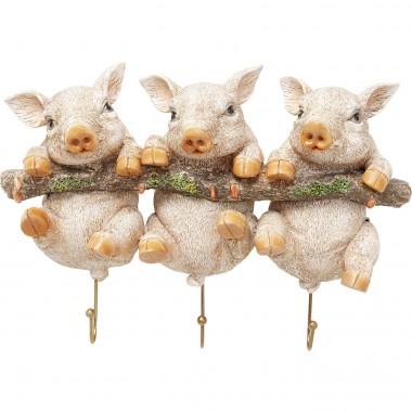 Cabides Three Mini Pigs