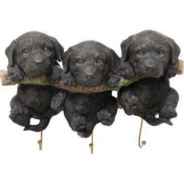 Cabides Three Mini Dogs