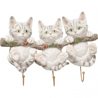 Cabides Three Mini Cats