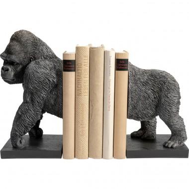 Serra-livros Gorilla (2 peças)