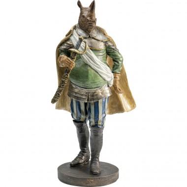 Figurine décorative Sir Rhino Standing