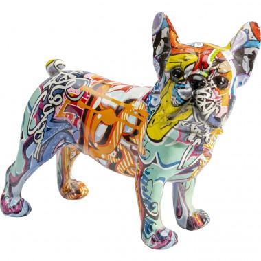 Peça Decorativa Grafitti Dog-53005 (6)