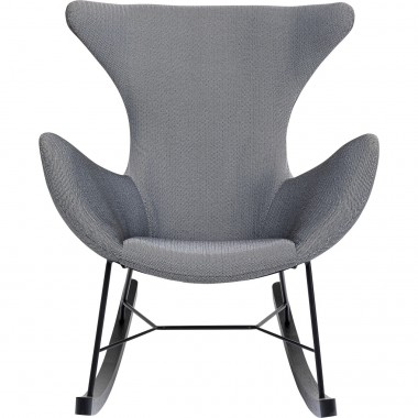 Cadeira de Baloiço Balance Cinzento
