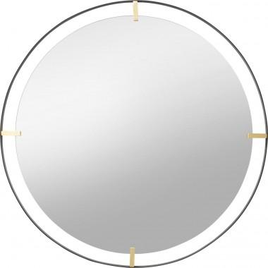 Espelho Betsy Moldura Metalizado 90Ø-85420 (7)