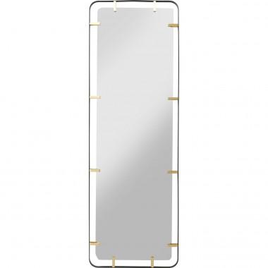 Espelho Betsy Moldura Metalizado 165x55cm