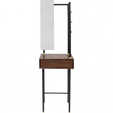 Bengaleiro com Espelho Ravello 178x50cm