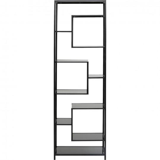 Estante Loft Preto 195x60cm