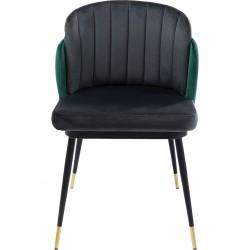 Cadeira Hojas Cinzento