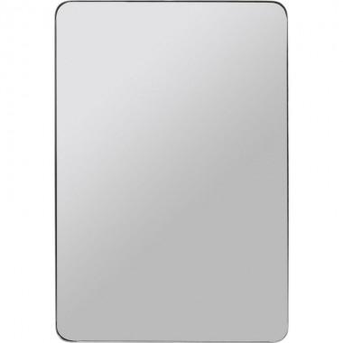 Espelho Curvy MO Chrome Look 120x80cm