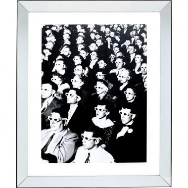 Quadro Audience 85x105cm