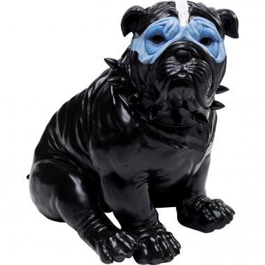 Mealheiro Blue Mask Bulldog preto