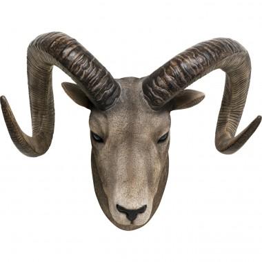 Decoração de parede Goat Head-52922 (5)